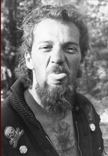 Sonny Barger's Tongue